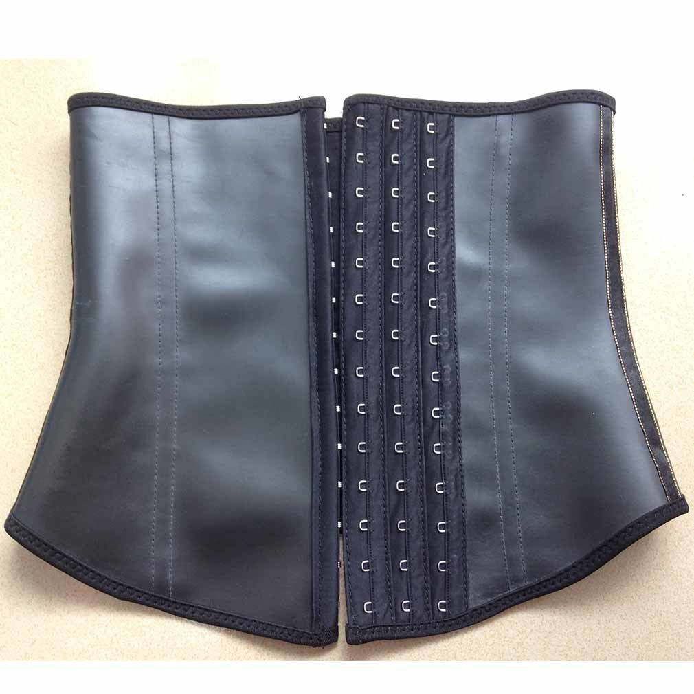 waist trainer latex